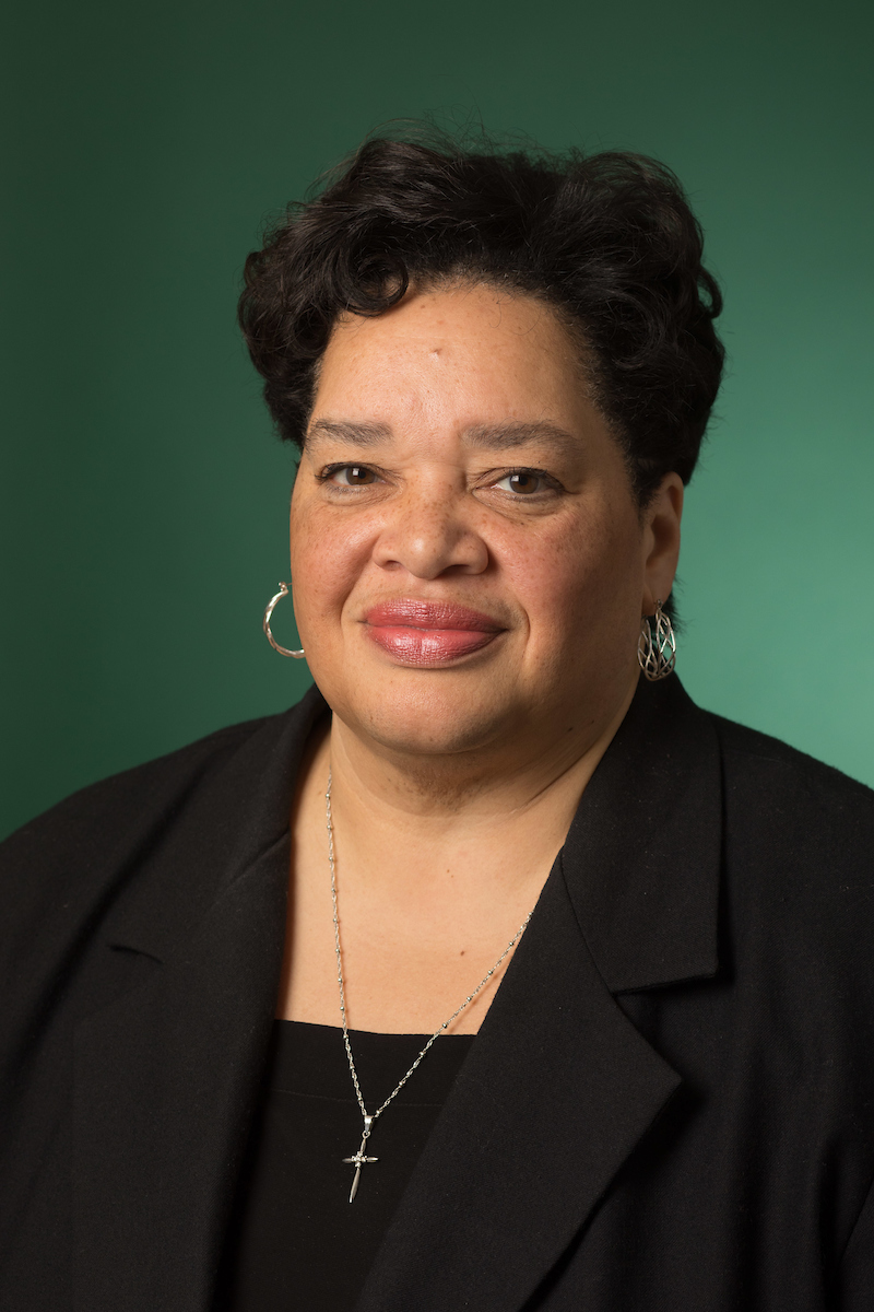 Robin Eubanks from Department of Interdisciplinary Studies