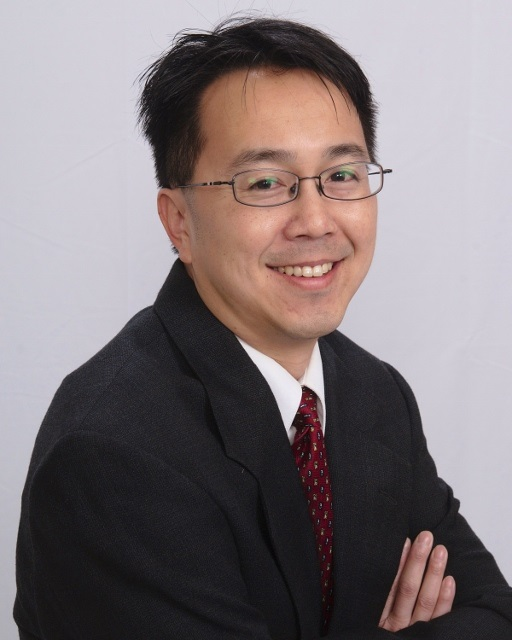 Paul Chiou from Department of Clinical Laboratory and Medical Imaging Sciences